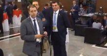 G20'deki esrarengiz adamın sırrı çözüldü