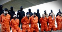 IŞİD casuslukla suçladığı 5 kişiyi infaz etti