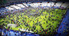 IŞİD'den Stade de France itirafı