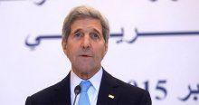 Kerry'den 'DAEŞ' açıklaması