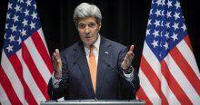 Kerry, 'Kuşku duvarları yüksek'