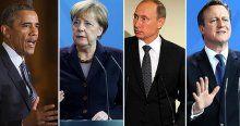 Liderlerden Paris'teki saldırılara tepki