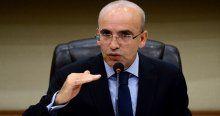 Maliye Bakanı Şimşek'ten asgari ücret açıklaması