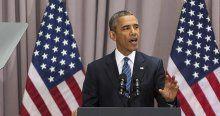 Obama, 'Paris'teki saldırılar evrensel değerlere karşı bir saldırıdır'