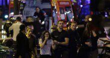 Paris'teki terör saldırılarında ölenlerin sayısı 128'e yükseldi