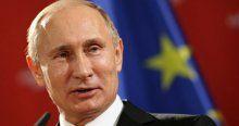 Putin dünyanın en güçlü ismi seçildi