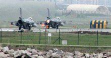 Rus savaş uçağını Diyarbakır'dan kalkan F-16'lar vurdu