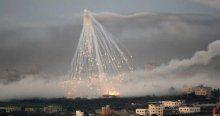 Rusların Suriye'de fosfor bombası kullandığı iddiası