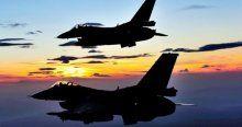 Savaş uçakları yine DAEŞ'i vurdu