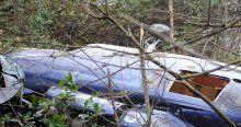 Slovakya'da helikopter kazası