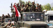Suriye'de gençler zorla askere gönderiliyor