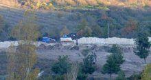 Türkmenler için çadırkent kuruluyor