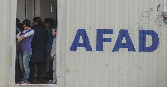AFAD'dan savaş mağduru çocuklara protez desteği