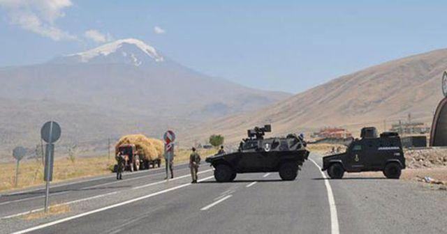 Bingöl'de 19 bölge, 'geçici özel güvenlik bölgesi' ilan edildi