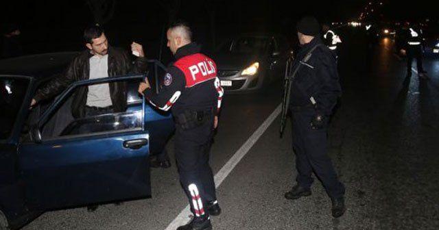 Bursa'da 1200 polisli dev baskın!