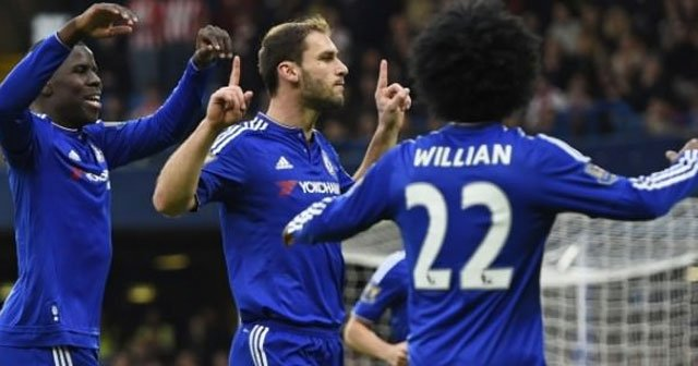 Mourinho gitti Chelsea coştu