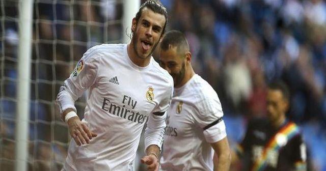 Real Madrid'den tarihe geçen skor