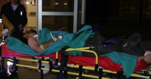 Rus uçakları Azez'e bomba yağdırdı, 9 ölü, 24 yaralı