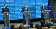 AB Liderler Zirvesi'nde gündem 'Suriye ve terörle mücadele'