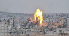 ABD, Esad'ın ordusunu vurdu