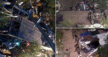 Arjantin'de facia! 41 polis öldü