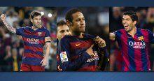 Barça'nın yıldızlarının yıllık ücreti 100 milyon Euro