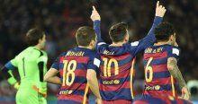 Barcelona dünyanın en iyisi oldu