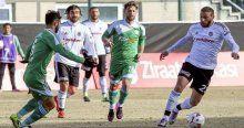 Beşiktaş Sivas deplasmanında gollerle ısındı