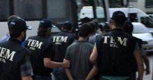 Bursa'da terör operasyonu, 10 gözaltı