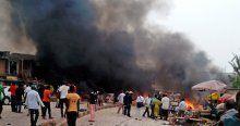 Çad'da 3 canlı bomba saldırısı, çok sayıda ölü var