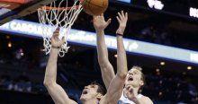 Charlotte Hornets, Detroit Pistons'a fark attı