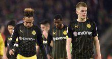 Dortmund 7 dakikada yıkıldı