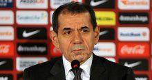 Dursun Özbek transfer için gün verdi