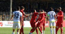 Eskişehirspor tek golle turladı