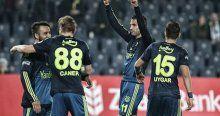 Fenerbahçe Antalyaspor'u 4-2'lik skorla geçti
