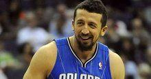 Hidayet Türkoğlu, NBA'de onurlandırıldı
