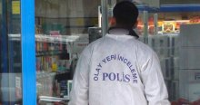 Kartal'da bıçaklı market soygunu