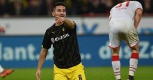 Köln Dortmund'u yıktı