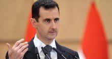 Korkunç iddia, hepsi Beşar Esad'ın elinde