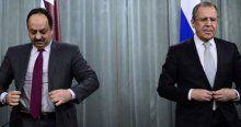Lavrov'la buluştu, Esad'ı topa tuttu