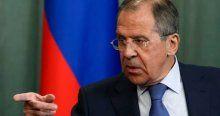 Lavrov, 'Suriye'de bölünmeye Rusya karşı'