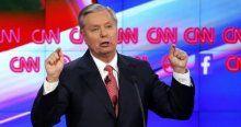 Lindsey Graham başkanlık yarışını bıraktı