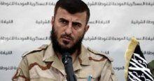 Muhalif komutan Zehran Alluş öldürüldü