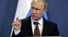 Putin kendisi için 2015'in en önemli olayını açıkladı