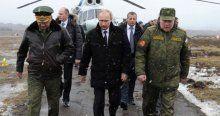 Rusya, 'Suriye'de bin 458 hedefi vurduk'