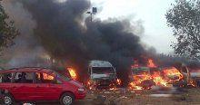 Suriye'de kanlı saldırı, 22 ölü