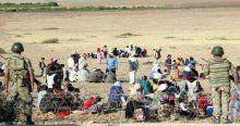 Suriye'den Türkiye'ye girmeye çalışan 502 kişi yakalandı
