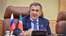 Tataristan Cumhurbaşkanı, 'Türk halkı Tatarların kardeşi'