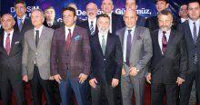 Trabzonspor Başkan Hekimoğlu, yönetim kurulunu tanıttı