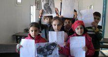 Türkmen çocuklardan BM'ye mektup